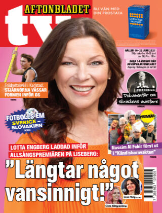 Aftonbladet TV 2021-06-14