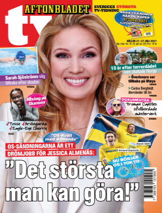 Aftonbladet TV 2021-07-19