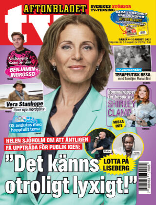 Aftonbladet TV 2021-08-02