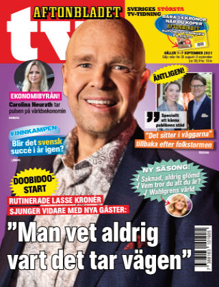 Aftonbladet TV 2021-08-30