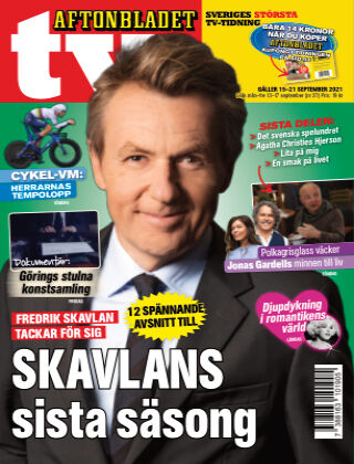 Aftonbladet TV 2021-09-13