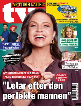 Aftonbladet TV 2021-09-27