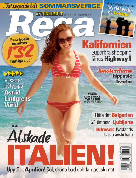 Aftonbladet Resa May 21, 2015 00:00