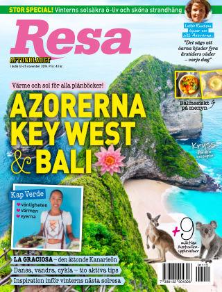 Aftonbladet Resa (Inga nya utgåvor) 2019-11-12