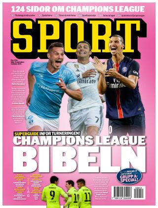 Sportbiblar 2015-09-12