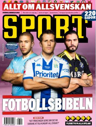 Sportbiblar 2016-03-25