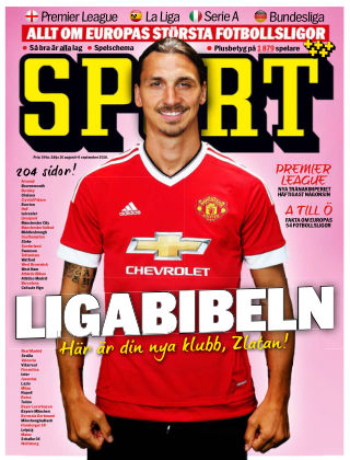 Sportbiblar 2016-08-10