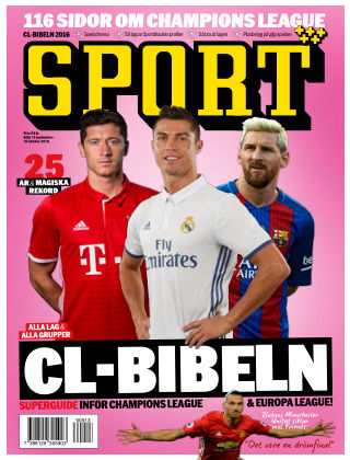 Sportbiblar 2016-09-13