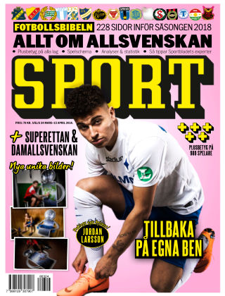 Sportbiblar 2018-03-24
