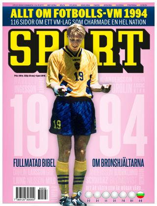 Sportbiblar 2018-05-23