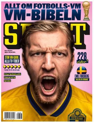 Sportbiblar 2018-06-06