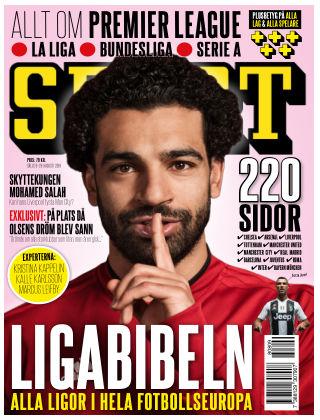 Sportbiblar 2018-08-09