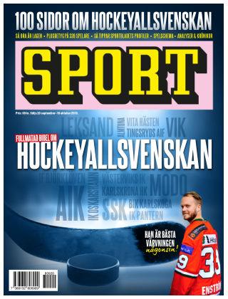 Sportbiblar 2018-09-20