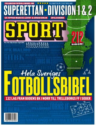 Sportbiblar 2019-03-28