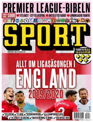 Sportbiblar 2019-08-06