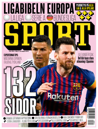 Sportbiblar 2019-08-13