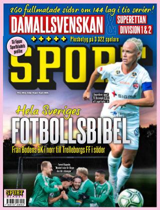 Sportbiblar 2020-06-18