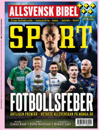 Sportbiblar 2021-03-27