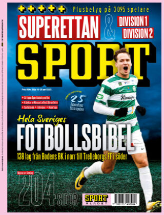 Sportbiblar 2021-04-10