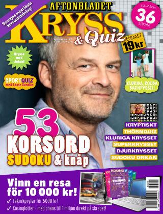 Kryss & Quiz (Inga nya utgåvor) 2016-02-15