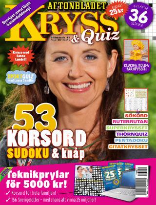 Kryss & Quiz (Inga nya utgåvor) 2017-01-02