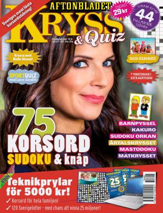 Kryss & Quiz (Inga nya utgåvor) 2017-06-26