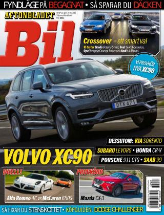 Aftonbladet Bil 2015-04-22