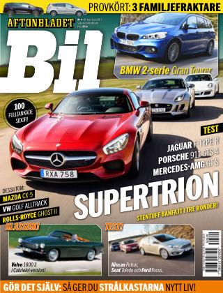 Aftonbladet Bil 2015-05-20