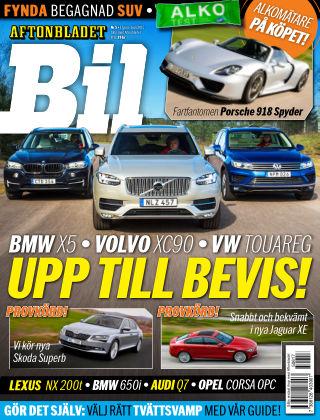 Aftonbladet Bil 2015-06-17