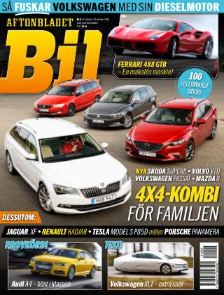 Aftonbladet Bil 2015-10-07