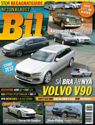 Aftonbladet Bil 2016-09-24