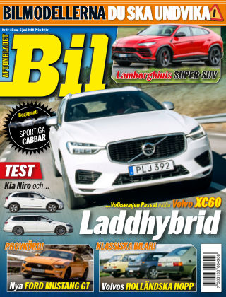 Aftonbladet Bil 2018-05-15