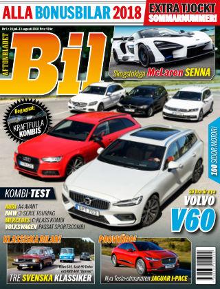Aftonbladet Bil 2018-07-28