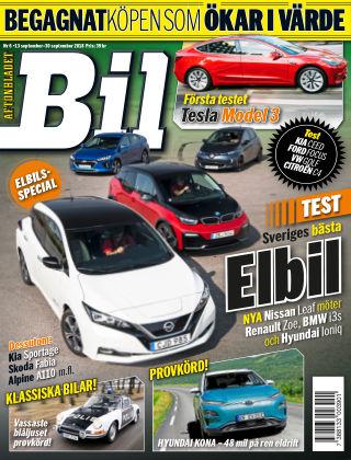 Aftonbladet Bil 2018-09-13
