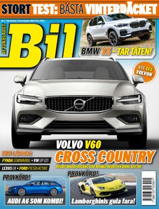 Aftonbladet Bil 2018-10-30