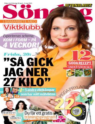 Aftonbladet Viktklubb 2015-04-26
