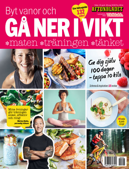 Aftonbladet Viktklubb April 23, 2016 00:00
