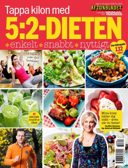 Aftonbladet Viktklubb August 09, 2016 00:00