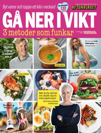 Aftonbladet Viktklubb August 03, 2017 00:00