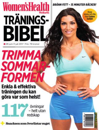 Womens Health Träningsbibel 2017-06-28