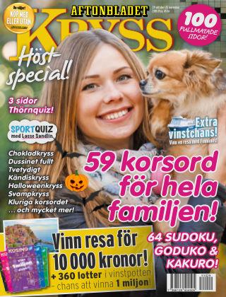 Aftonbladet Kryss Special 2015-10-29