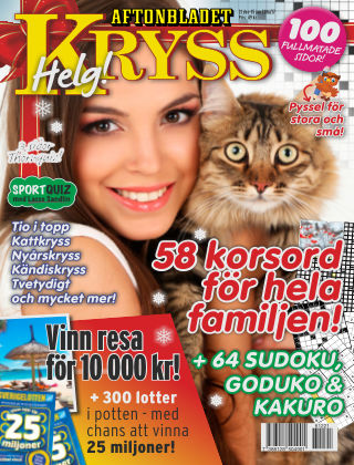 Aftonbladet Kryss Special 2016-12-21
