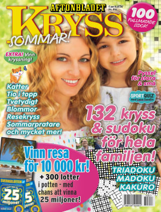 Aftonbladet Kryss Special 2017-06-17