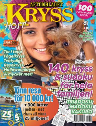 Aftonbladet Kryss Special (Inga nya utgåvor) 2017-10-04