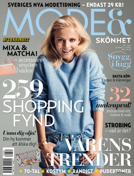 Aftonbladet Mode & Skönhet March 26, 2016 00:00