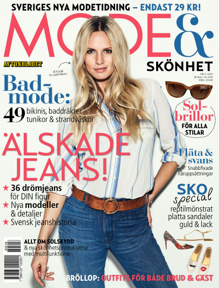 Aftonbladet Mode & Skönhet May 18, 2016 00:00