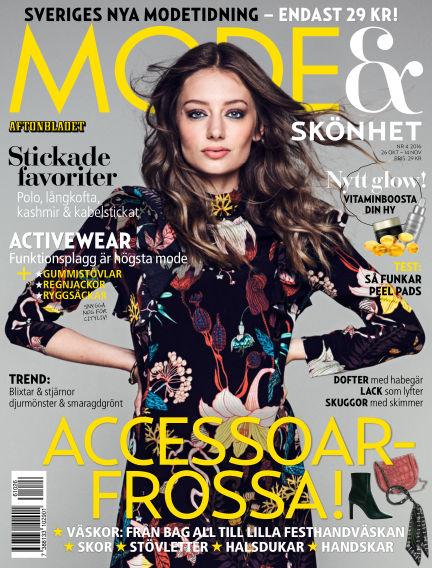 Aftonbladet Mode & Skönhet October 26, 2016 00:00