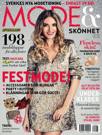 Aftonbladet Mode & Skönhet December 03, 2016 00:00