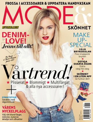 Aftonbladet Mode & Skönhet 2017-03-11