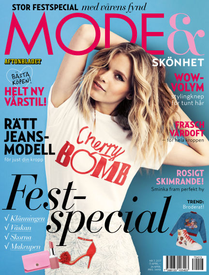 Aftonbladet Mode & Skönhet April 13, 2017 00:00